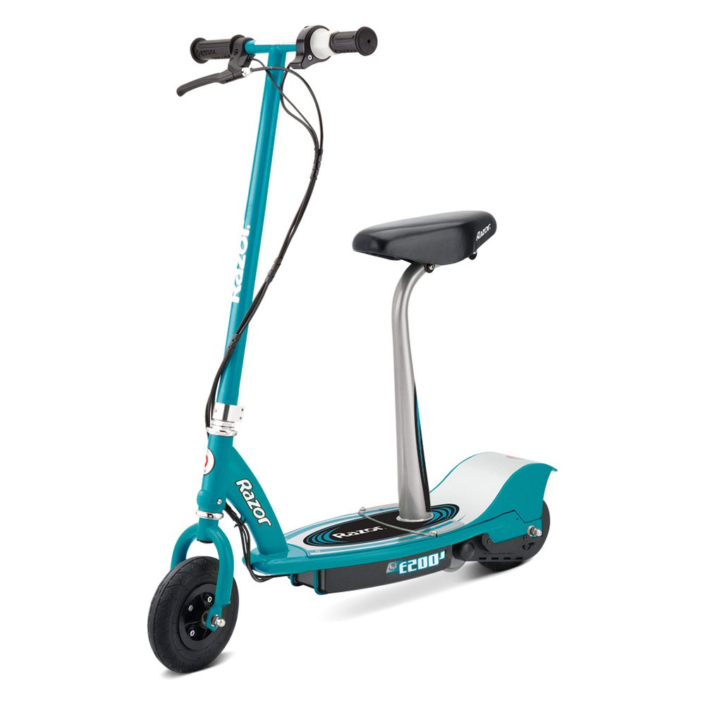 Razor® 13112745 - E200S Teal Electric Scooter with ...