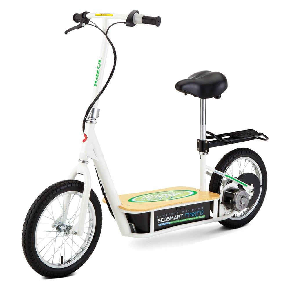 Razor 174 13114501 Ecosmart Metro Silver Electric Scooter