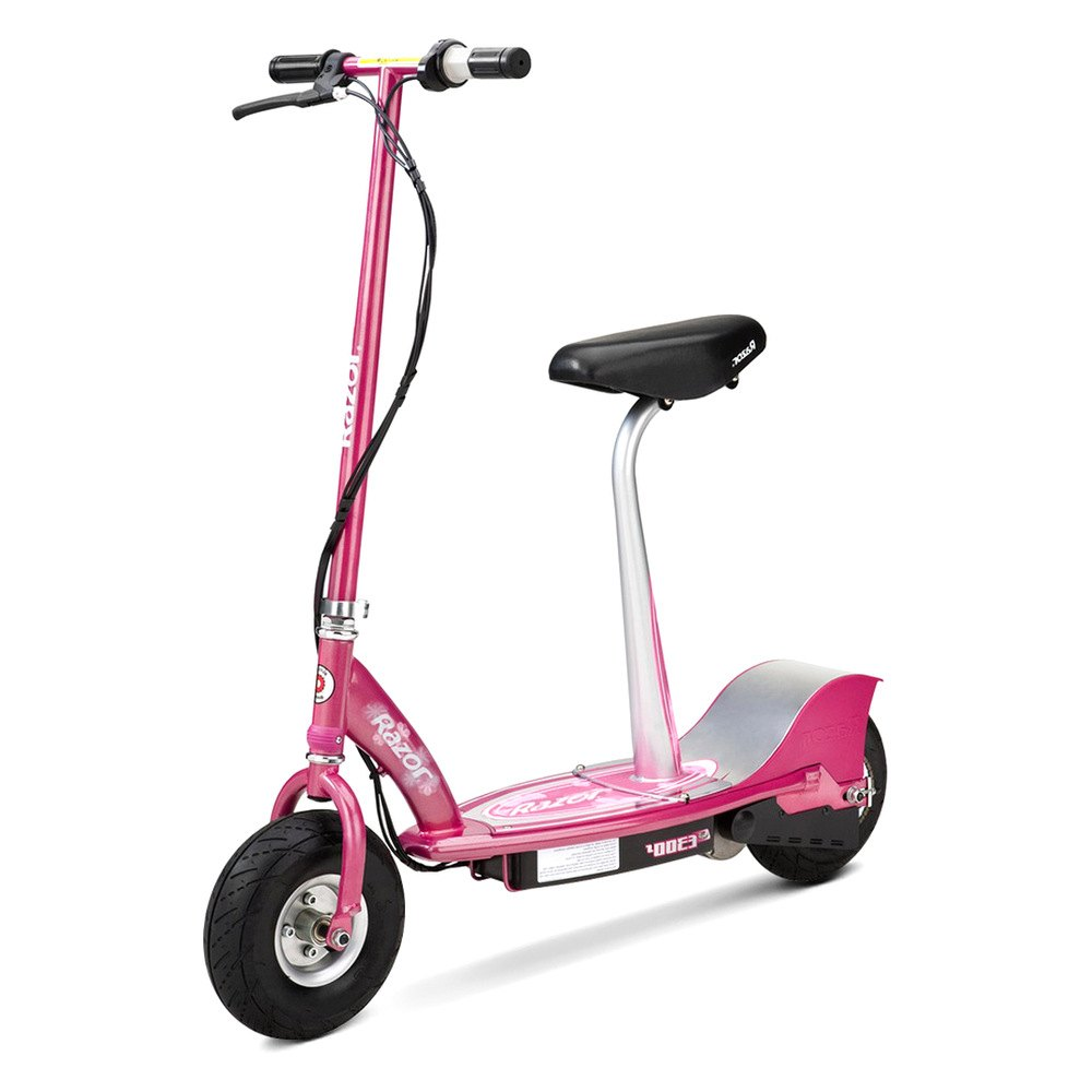 Razor 13116261 E300s Electric Scooter With Detachable Seat