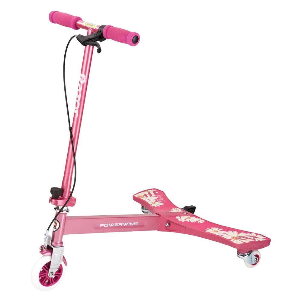 Razor Side By Side >> Razor® 20036063 - PowerWing Daisy™ Caster Scooter