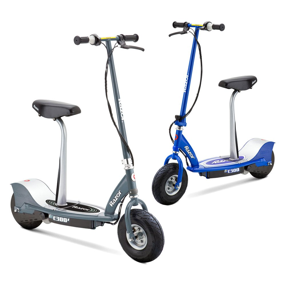 Razor 174 E Series Electric Scooter With Detachable Seat