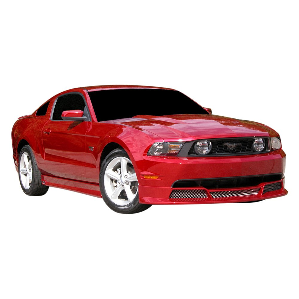 razzi ford mustang 2011 ground effects package. Black Bedroom Furniture Sets. Home Design Ideas