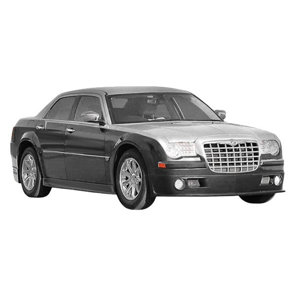 Chrysler 300 2006 Ground Effects Package: Chrysler 300 2005-2009 Ground Effects Package