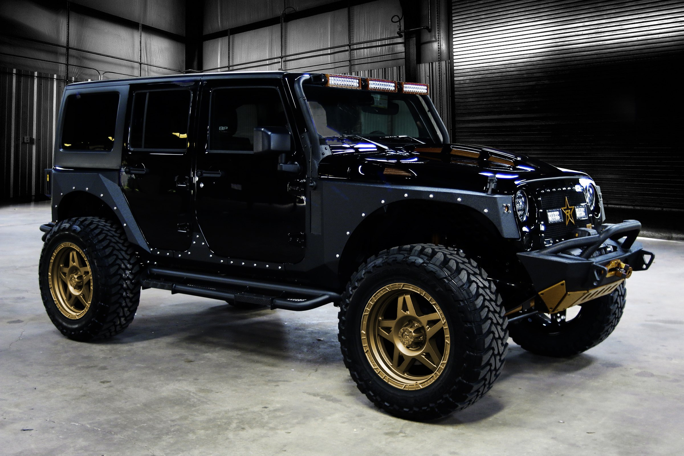 rbp jeep wrangler 2008 4 x 4 front and rear suspension lift kit. Black Bedroom Furniture Sets. Home Design Ideas
