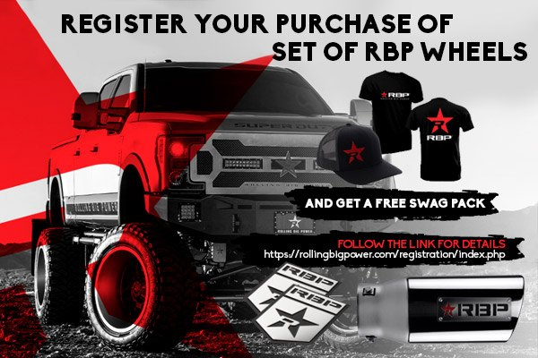 RBP Wheels Promo