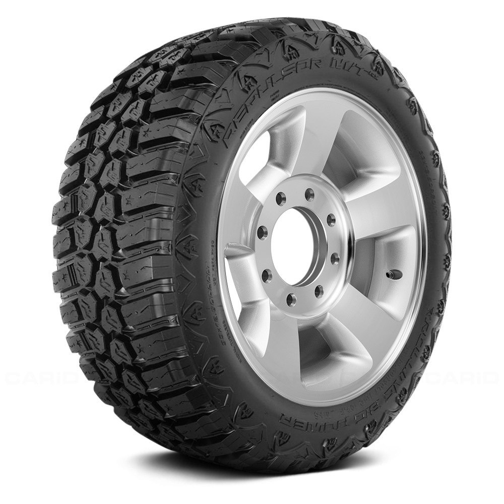 33X12.50R20 121Q RBP Repulsor M//T All-Terrain Radial Tire