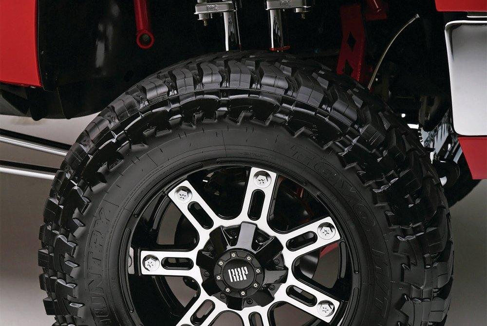 Rbp Wheels Amp Rims From An Authorized Dealer Carid Com