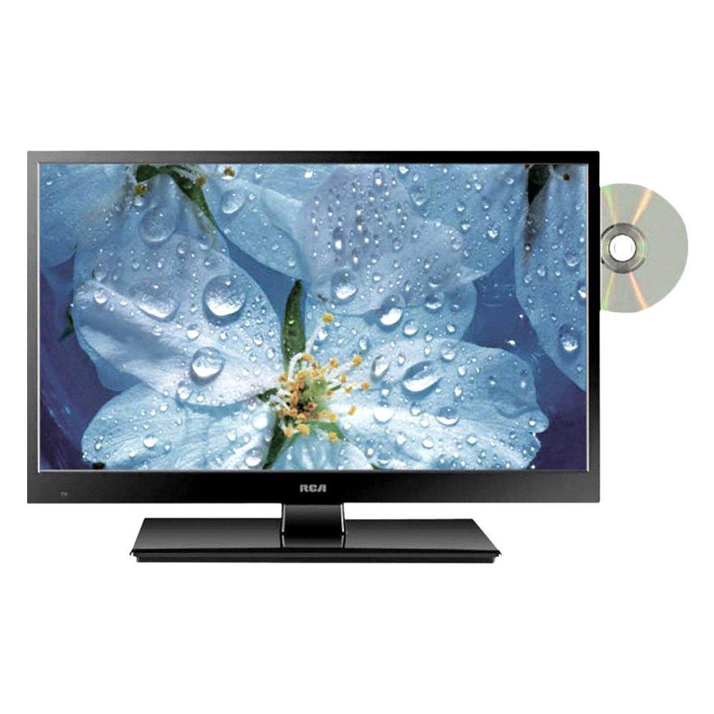 "RCA - 22"" Class AC/DC Full HD LED TV And DVD Combo"