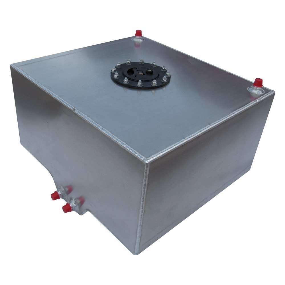 Rci 2100a 10 Gal Aluminum Natural Fuel Cell Without