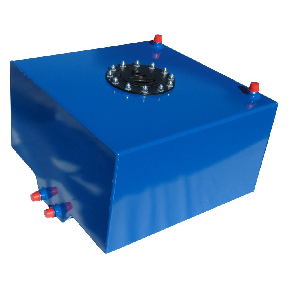 Rci 174 2100ac 10 Gal Aluminum Blue Fuel Cell Without