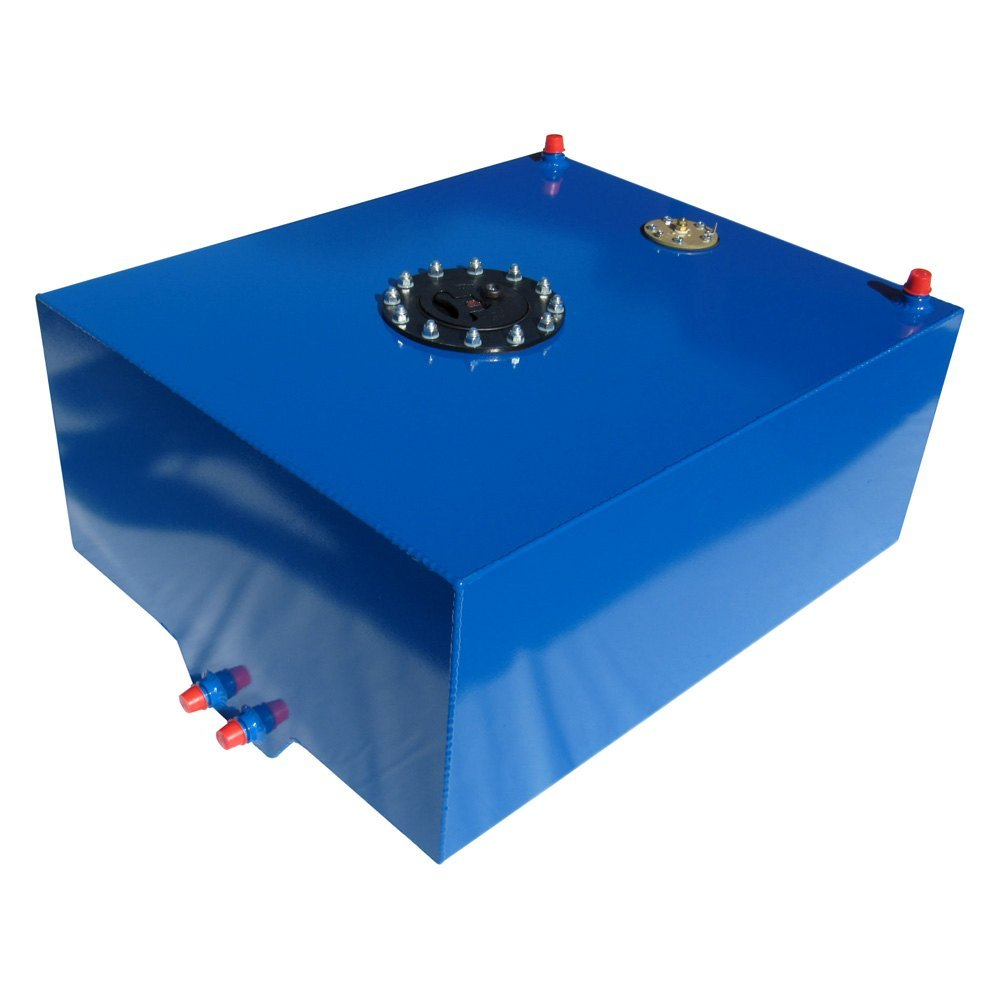 Rci 174 2200acs 20 Gal Aluminum Blue Fuel Cell With