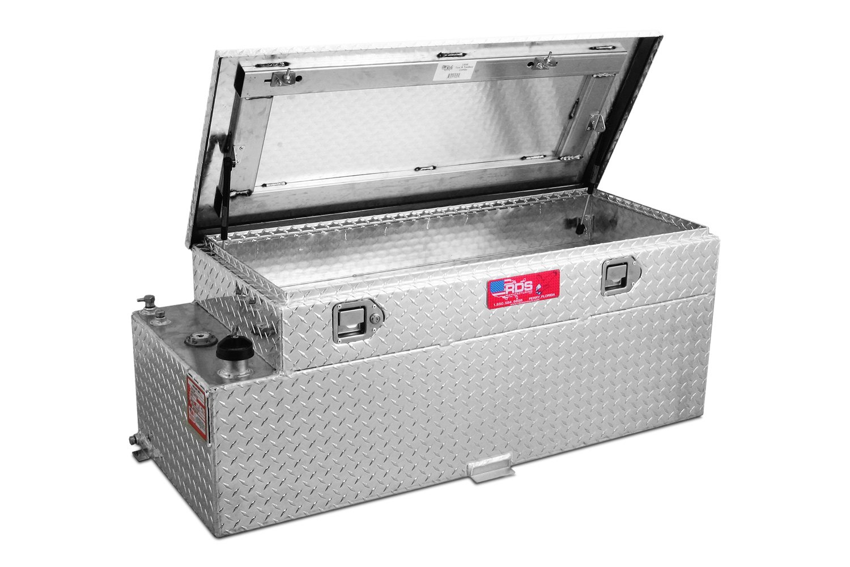 Fuel Tank Tool Box : Rds™ aluminum auxiliary transfer fuel tanks tool