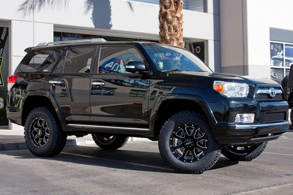Sst Front And Rear Suspension Lift Kit