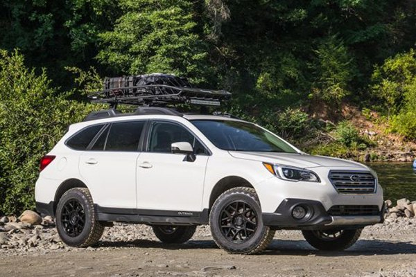 Subaru Outback Lift Kit >> Readylift 69 9520 2 X 1 Sst Front And Rear Suspension Lift Kit