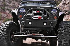 ReadyLIFT® - Installed Suspension System