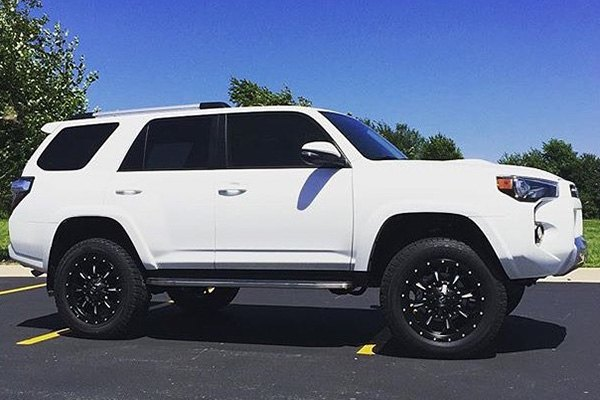Toyota 4Runner Lifted >> ReadyLIFT® 69-5060 - Toyota 4Runner Limited / SR5 without Trail Edition or X-REAS Suspension ...
