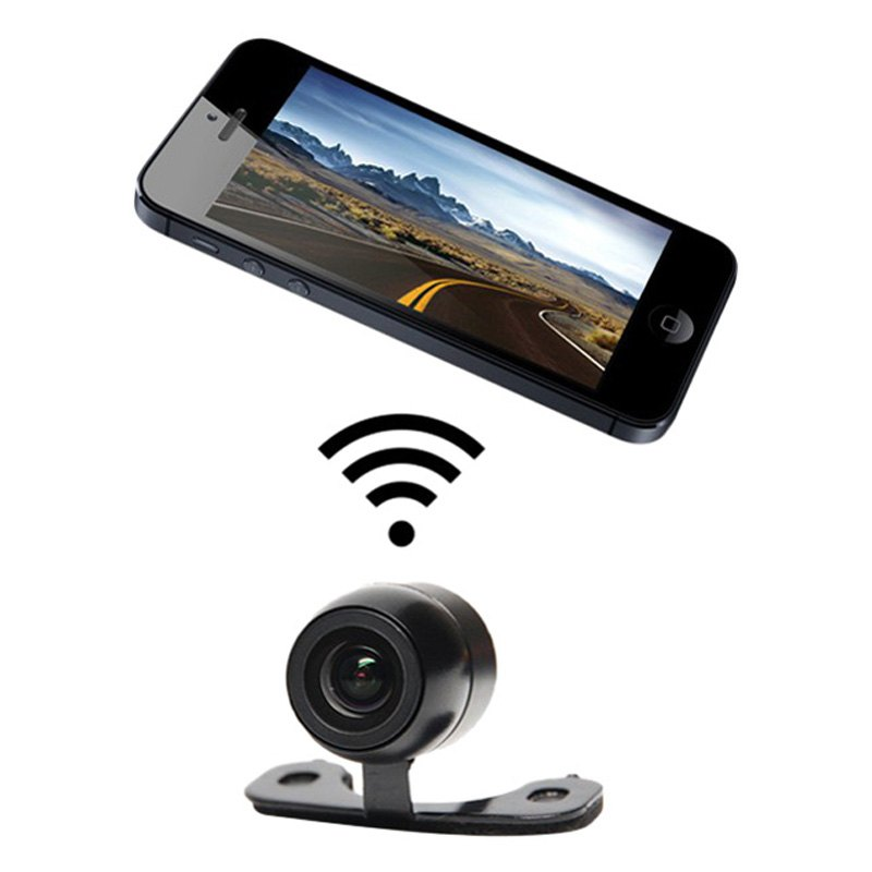 rear view safety rvs 020813 wireless rear view camera. Black Bedroom Furniture Sets. Home Design Ideas