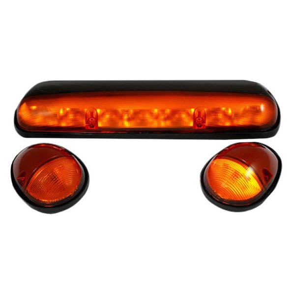 Amber Led Cab Roof Lights With
