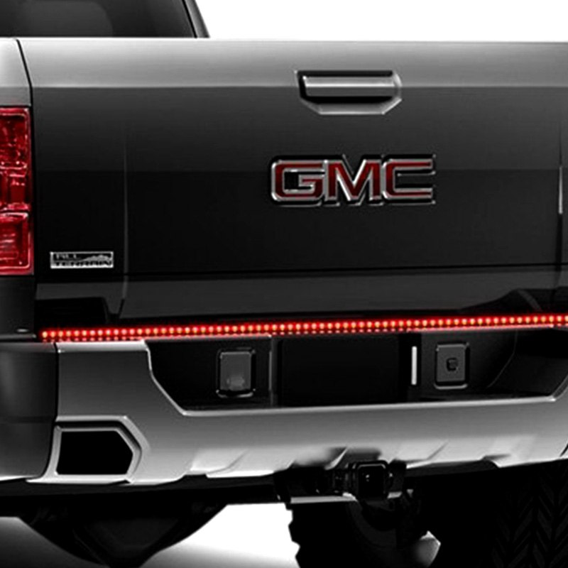 Recon 26411 60 red line of fire led tailgate light bar recon 60 red line of fire led tailgate light bar aloadofball Gallery