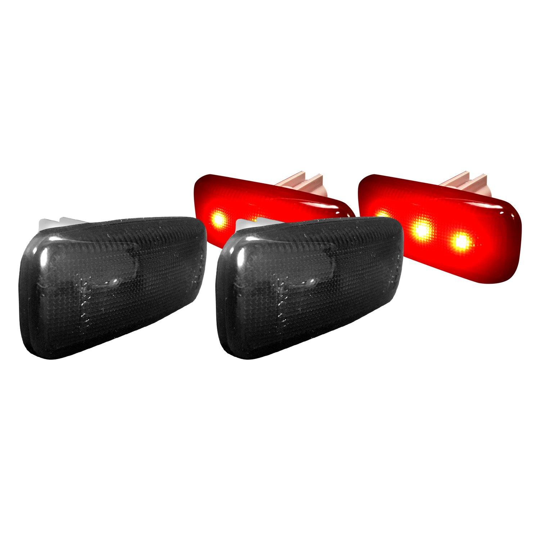 Recon 264137BK LED Fender Light Trailer Accessories