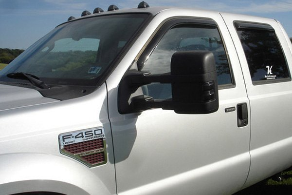 Recon 264140CL Superduty Side Mirror Clear Lens
