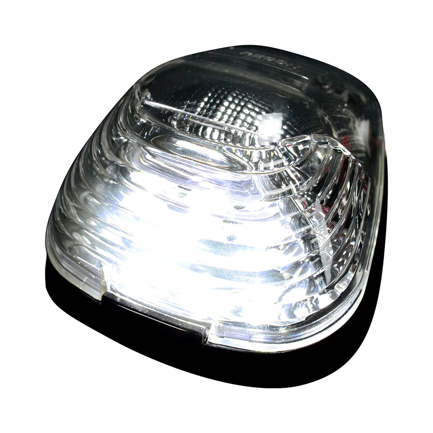 Amber Oled Cab Roof Lights With Ledsrecon Led Light Strobable Smoke Strobe And