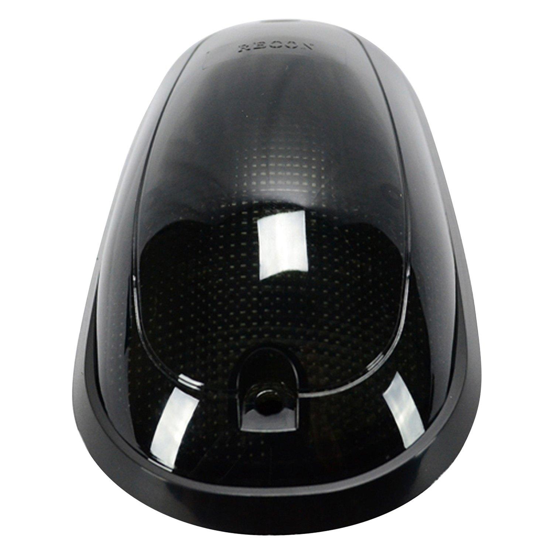 Marvelous ... Strobable Black/Smoke LED Cab Roof LightsRecon® ...