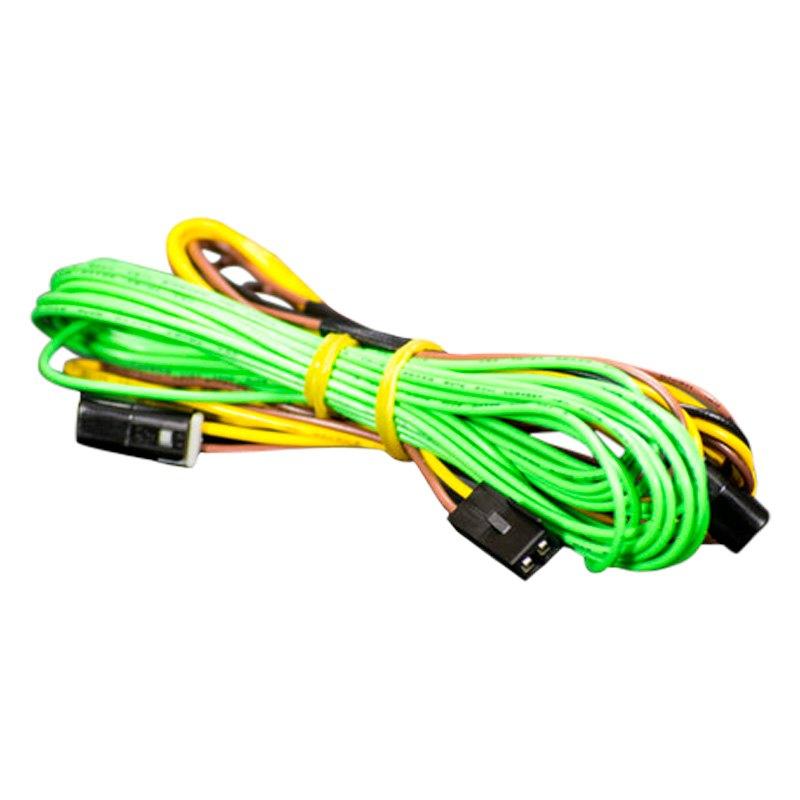 Recon® 264155Y - Cab Roof Light Wiring HarnessCARiD.com