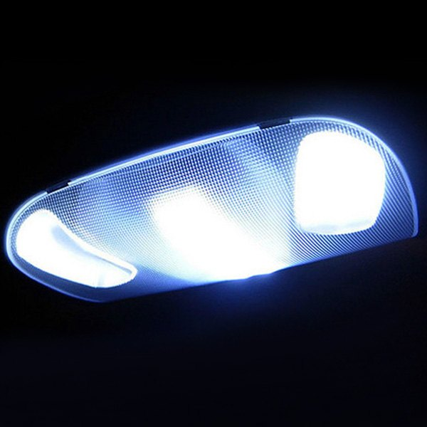 Recon Ford F 150 1997 2003 Led Interior Dome Light Bulbs