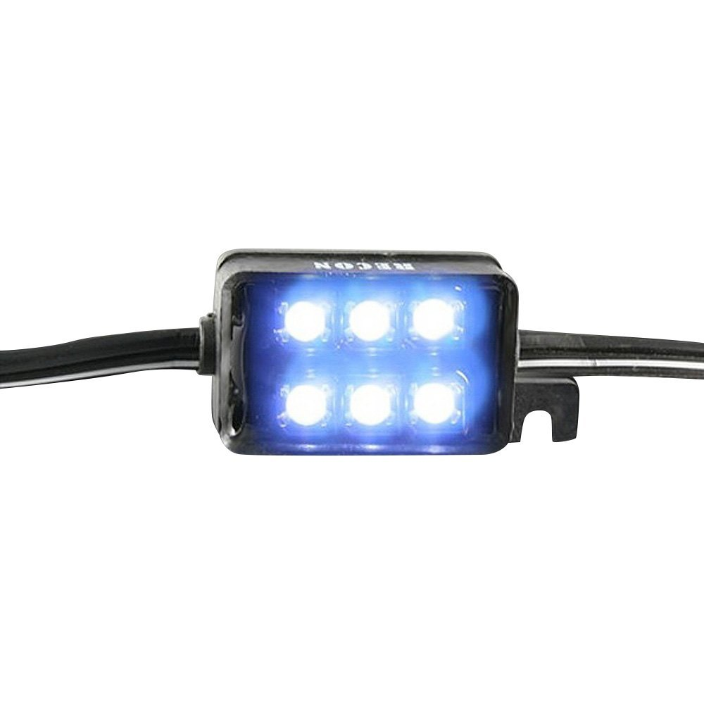 Recon® 26417 - 4' LED Truck Bed Light Kit
