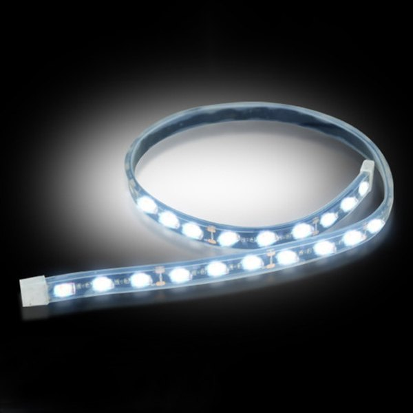 recon 264703wh 48 white flexible waterproof led light strips. Black Bedroom Furniture Sets. Home Design Ideas