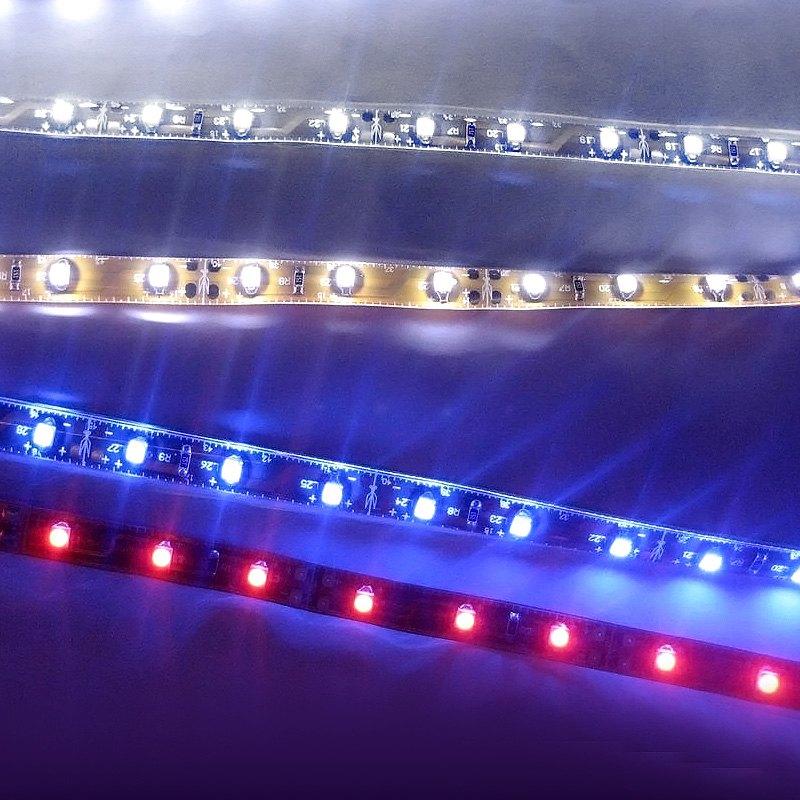 led light strips recon white flexible waterproof led light strips. Black Bedroom Furniture Sets. Home Design Ideas