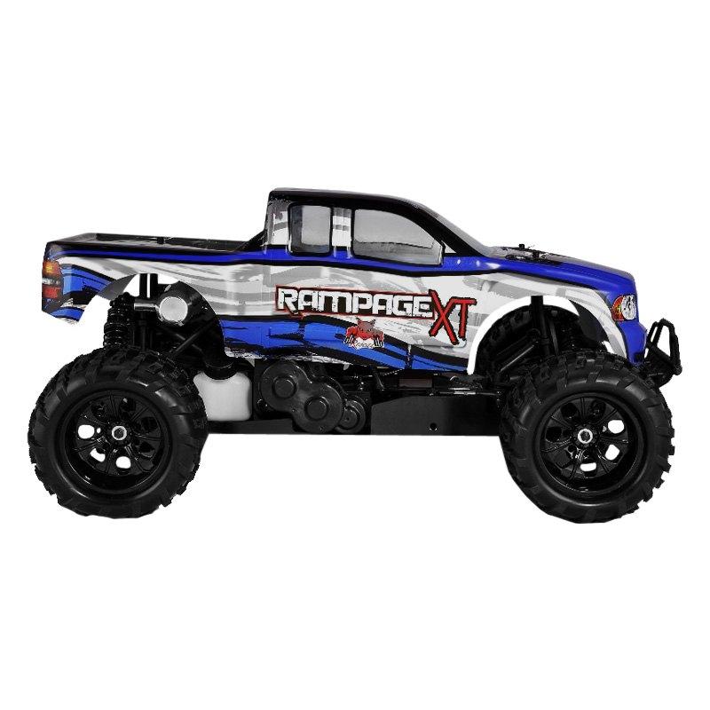 Blue Gas Rampage XT 1/5 Scale Truck