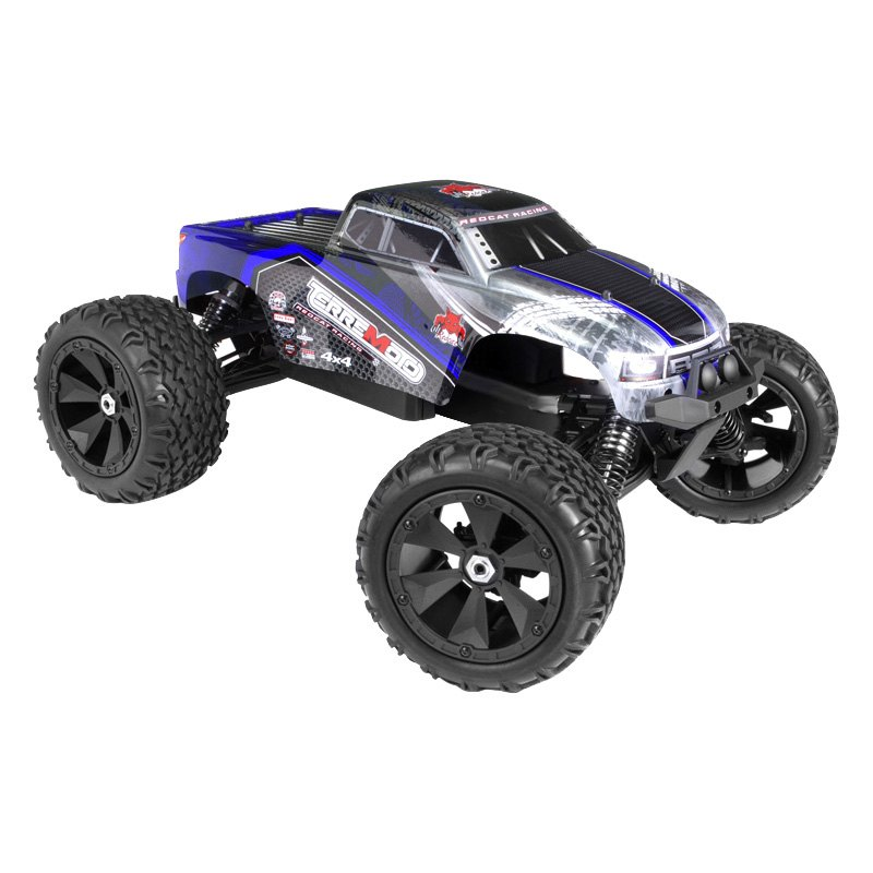 Redcat Racing Terremoto Scale Brushless Elec Monster