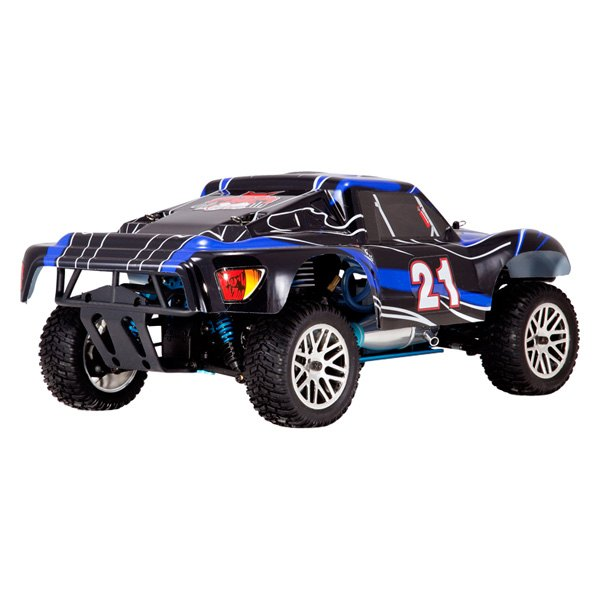 Blue/Black Nitro Vortex SS 1/10 Scale