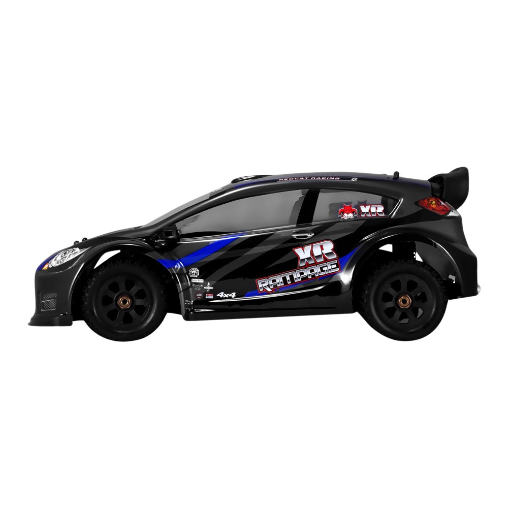 Blue Electric Brushless Rampage XR PRO 1/5 Scale
