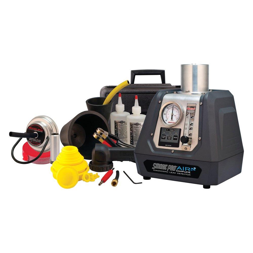 Car Paint Detector >> Redline Detection® 95-0051 - Smoke Pro™ Air Complete™ Pneumatic Diagnostic Leak Detector ...