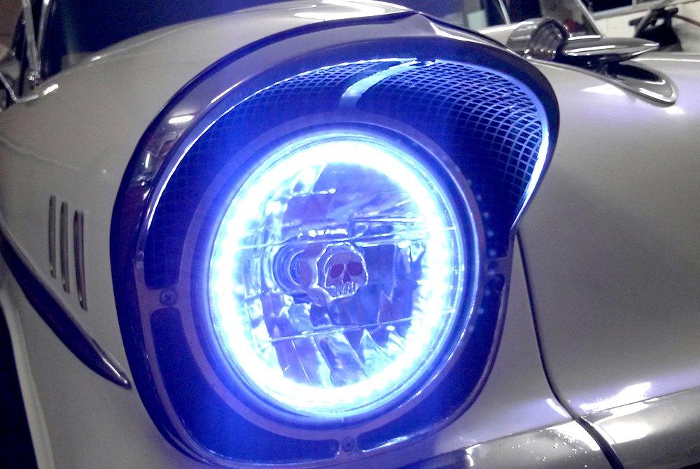 Redline Lumtronix Custom Led Halo Headlights Carid Com