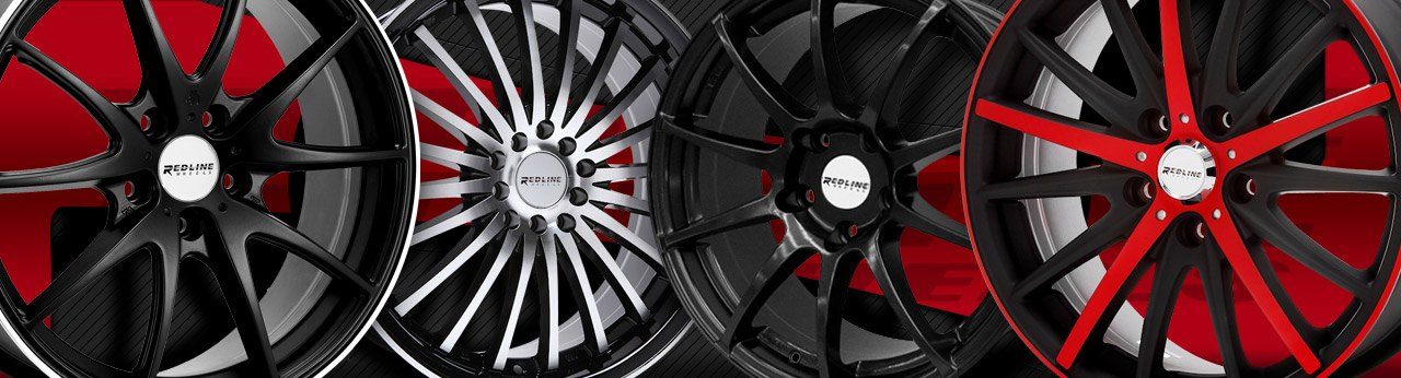 Universal Redline WHEELS & RIMS