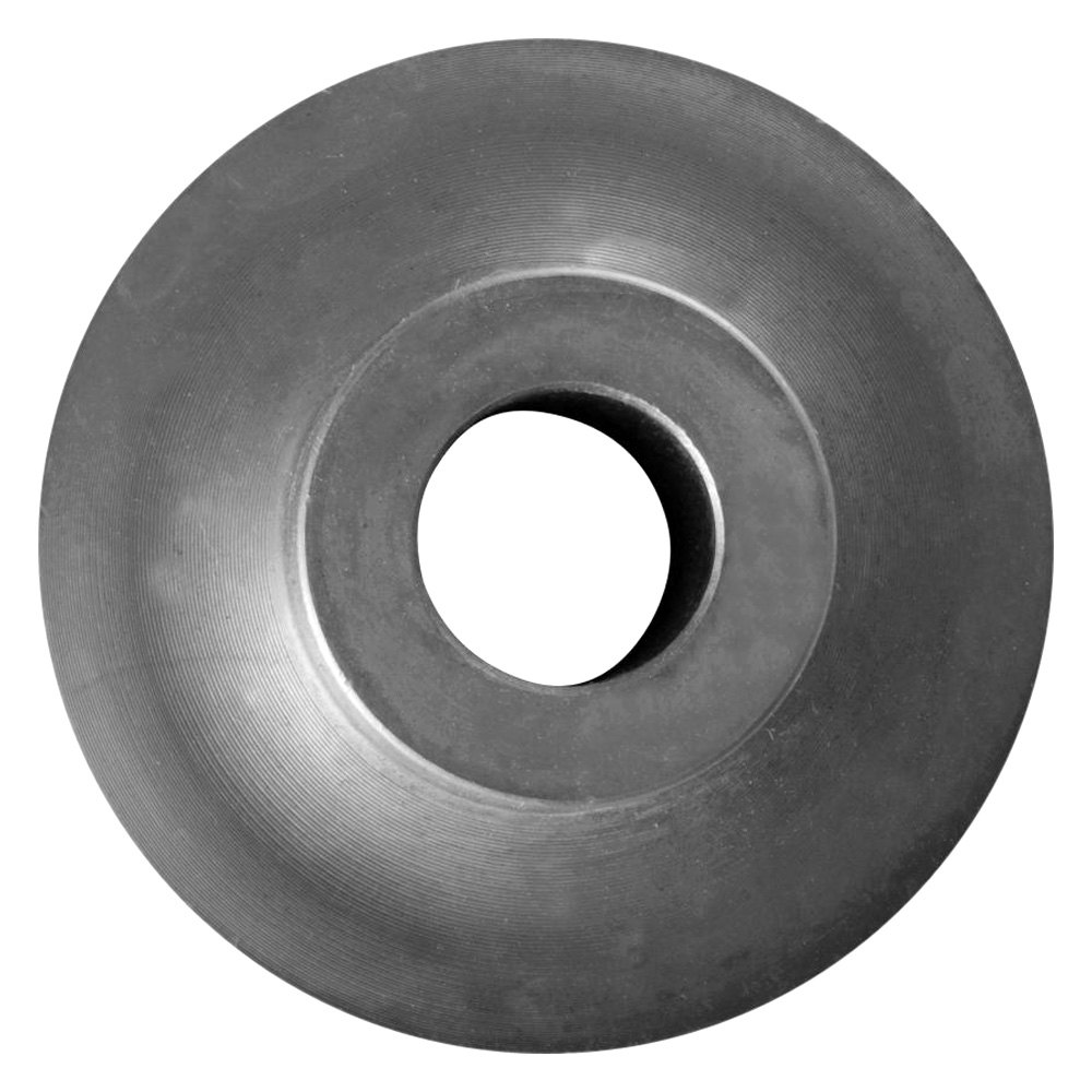 Reed pipe cutter wheels wall thickness