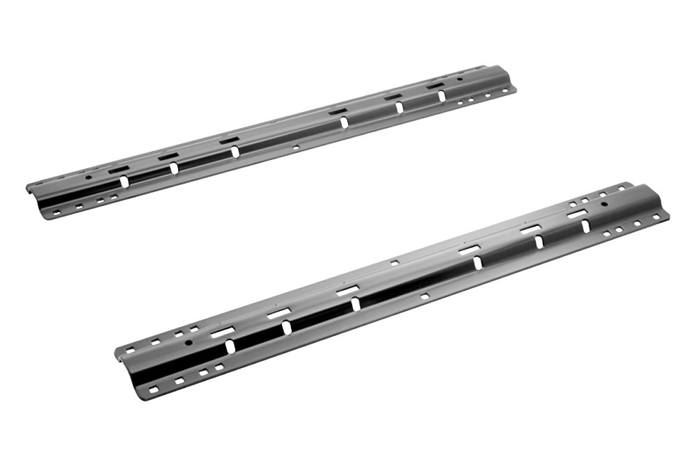 Reese 10 bolt design 5th wheel rails with installation