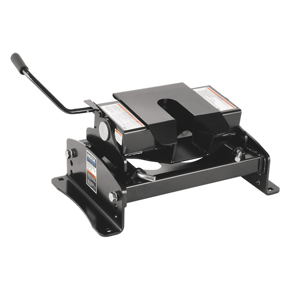 Fifth Wheel Trailer Hitch : Reese ford f k low profile th wheel hitch