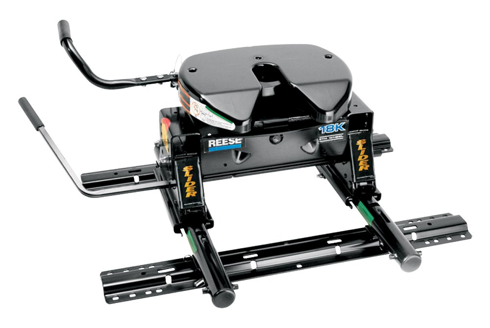 Reese 30083 20k 5th Wheel Hitch W Round Slider Unit
