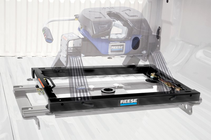 Reese Fifth Wheel Rail Kit Mounting Adapter For The Ford 4