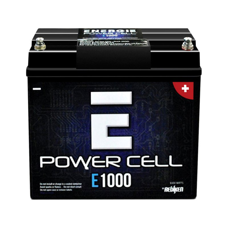 reikken e1000 energie 1000w 12v power cell. Black Bedroom Furniture Sets. Home Design Ideas