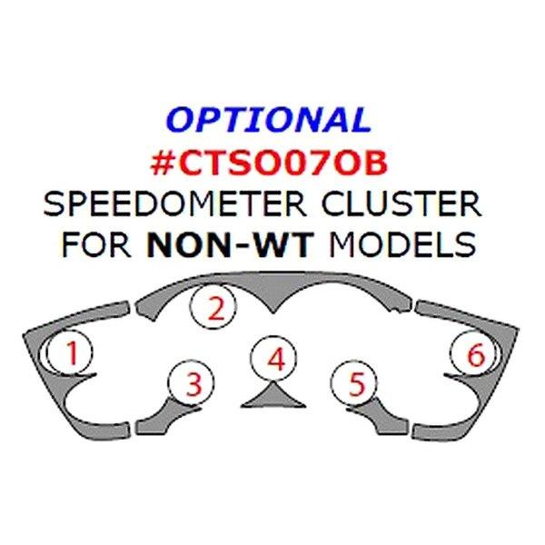 Chevy Silverado Speedometer Recall, 2004 Silverado Speedometer Repair