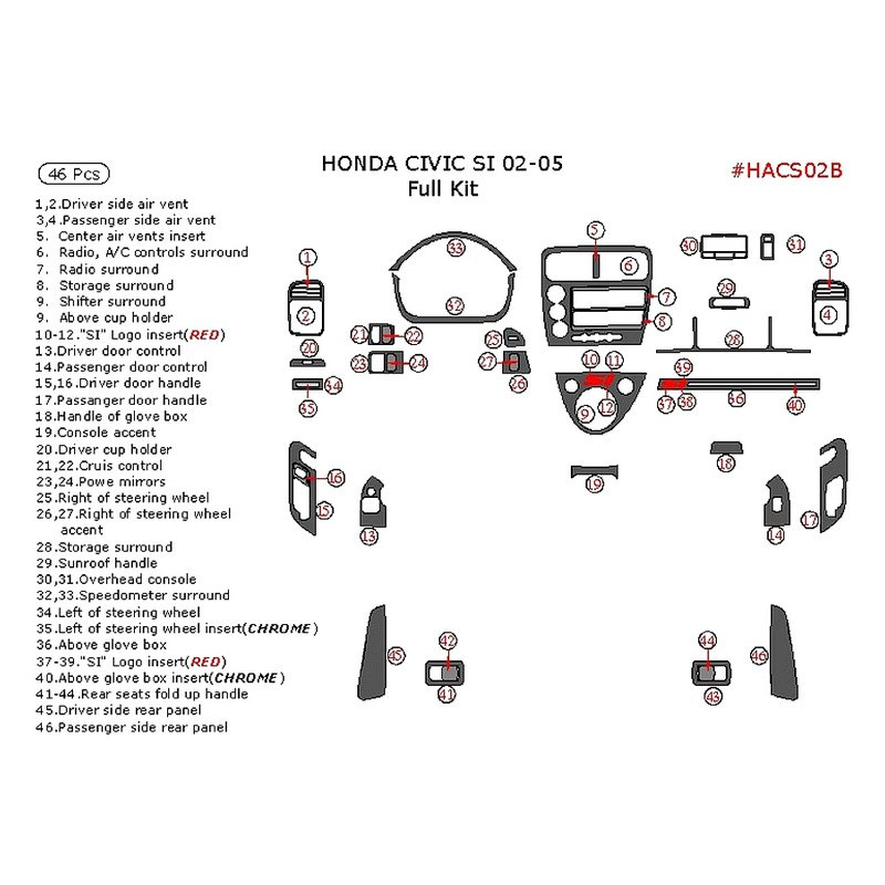 honda civic dashboard symbols car insurance info