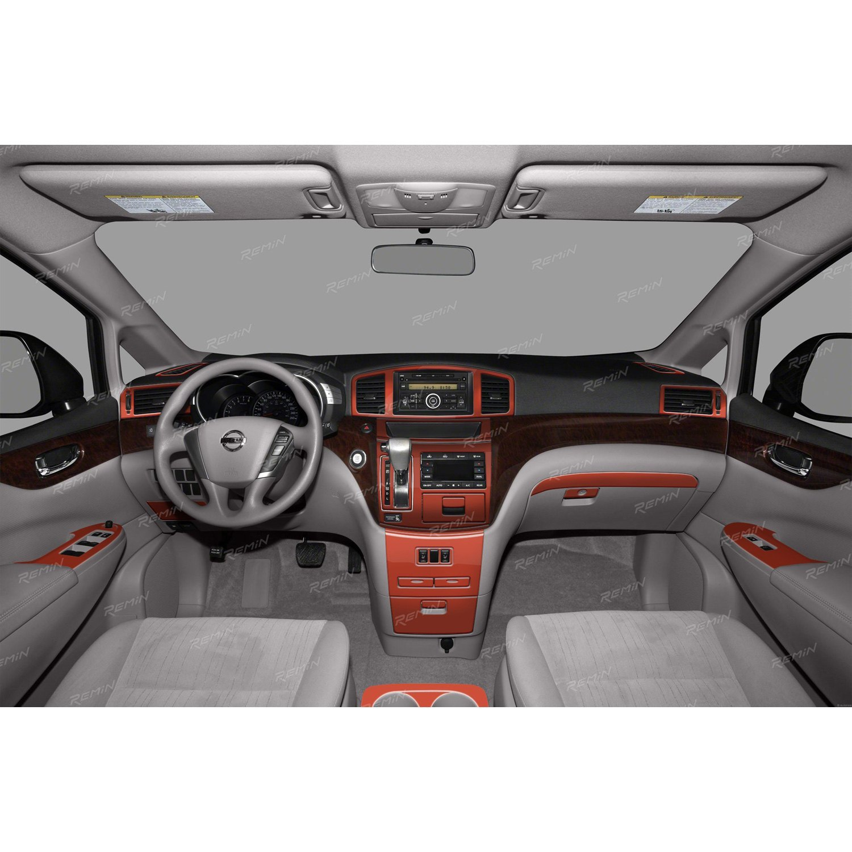 For Nissan Quest 2011-2017 Remin NNQT11A-SORANGE Orange ...