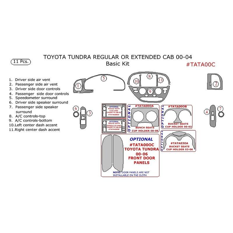 Putco 59595 furthermore Toyota Tundra 2007 2013 Tail Light Tint also 2016 Supersilvertundra Crewmax Build besides 113298 Led Light Bar besides RV797 DLA TYT 64GA. on wood grain dash kit toyota tundra