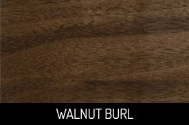 Real Walnut Burl